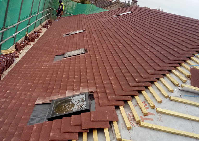 Roofing Colchester